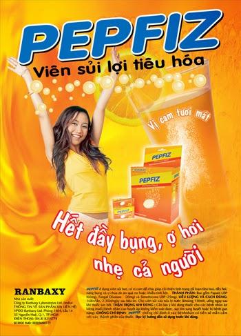 Poster quảng cáo sản phẩm thương hiệu
