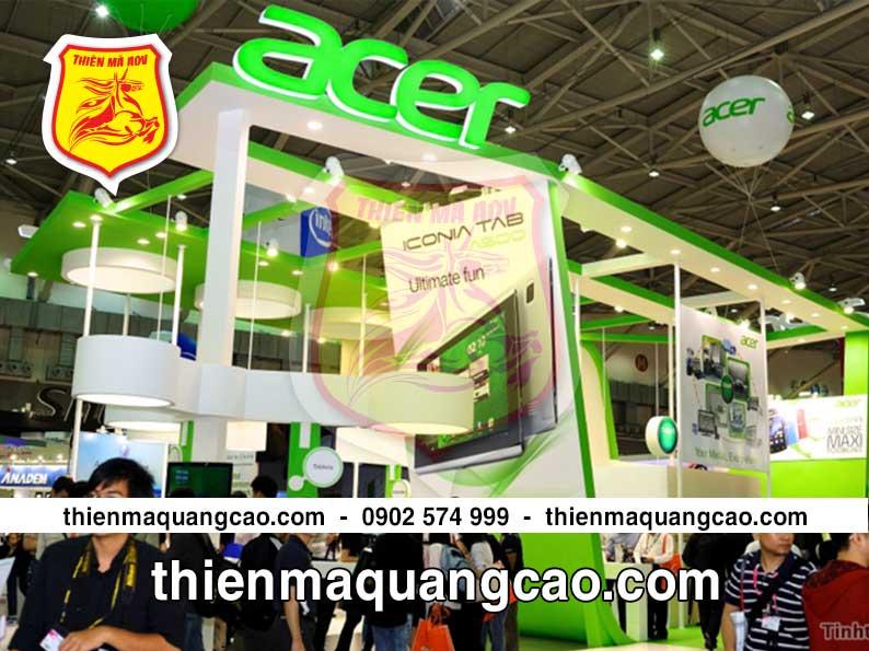 Sản xuất và thi công trọn gói gian hàng triễn lãm giá tốt nhất tại TPHCM